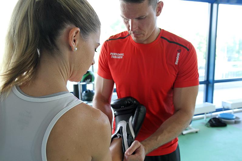 Fitnesstrainer Berlin Ronny Herms